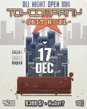 Flyer Toy Company 8bit Noel